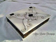 Vintage box Adisa Lisovac Decoupage