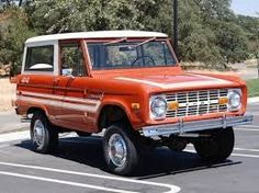 Image result for bronco