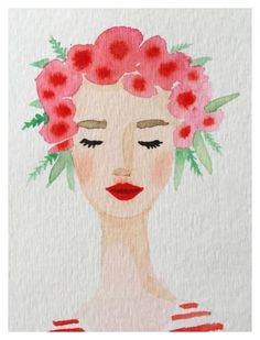 """""""Crowns"""" by peachylove12 ❤ liked on Polyvore featuring art"""