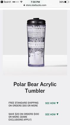Acrylic Tumblers, Polar Bear, How To Apply, Christmas, Xmas, Navidad, Noel, Natal, Kerst