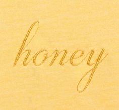 honey, yellow, and aesthetic afbeelding