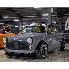 Mini Cooper Custom, Mini Cooper Classic, Classic Mini, Austin Mini, Mini Morris, Rc Drift Cars, Mini Copper, Hatchbacks, Mini Countryman