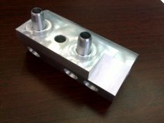 Another #Extruded and #Machined Block by TFG USA. For more info, please visit http://www.tfgusa.com/