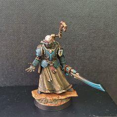 Officio Convertorum - Rogue Inquisitor Carax