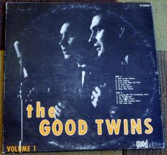 The-Good-Twins-Volume-1-Vinyl-LP-Gospel-Good-Records