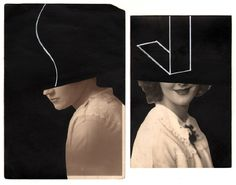© Jesse Draxler #collage