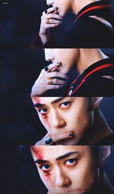 Exo Chanyeol, Exo K, Kyungsoo, Kpop, Exo Album, Exo Lockscreen, Z Cam, Korean K Pop, Kim Min Seok