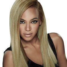 FIRST LOOK! Beyoncé's photoshoot for L'Oreal Paris Feria 2013.