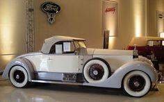 1927 Rolls Royce Phantom Playboy Roadster
