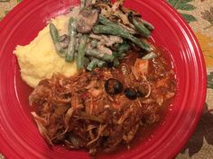 Chicken Provençal – A Delicious, Low-Fat Dish that Will Impress! | Inside Kel's Kitchen