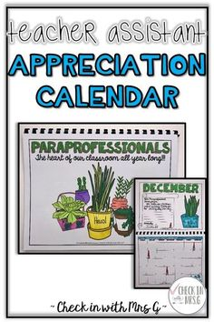 Paraprofessional appreciation gift! Have your students color and complete this calendar to give to the paraeducator, paraprofessional, or instructional assistant in your classroom. Make sure your paraprofessionals know how much they mean to your class all year long. #paraprofessional Life Skills Classroom, Special Education Classroom, Teacher Assistant, Teacher Appreciation, Educational Assistant, Teaching Language Arts, Summer School, Rock Stars, Asd