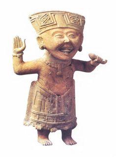 Totonac Figurines