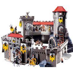 "Playmobil Lion Knight's Castle - Playmobil - Toys ""R"" Us"