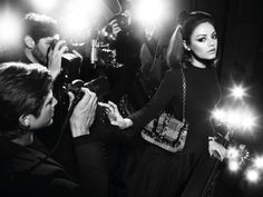 Mila Kunis' Miss DIOR Fall Winter 2012 Campaign (Video)   MODTV