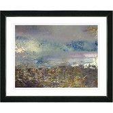 """Found it at Wayfair - """"Sea Shore"""" by Zhee Singer Framed Fine Art Giclee Painting Print"""
