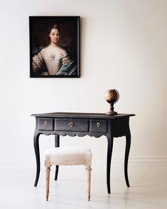 Swedish 18th century minimalism.