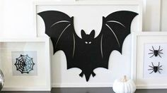 Go black and white this Halloween: 7 irresistible DIY decor ideas