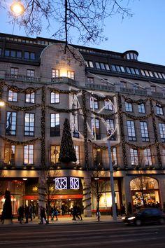 Homevialaura | Home interior shopping guide to Stockholm, Sweden | Christmas in Stockholm | Nordiska Kompaniet NK