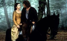 """Lady Guinevere and Lancelot from """"First Knight"""""""