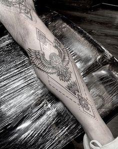Eagle tattoo leg sleeve - Famous Last Words Tattoo Calf, Leg Sleeve Tattoo, Leg Tattoo Men, Tattoo Sleeve Designs, Tattoo Designs Men, Leg Tattoos, Tattos, Wrist Tattoos For Guys, Best Tattoos For Women