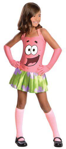 SpongeBob Squarepants Girl's Patrick Costume, Large Rubie's Costume Co http://www.amazon.com/dp/B00BJH4AWW/ref=cm_sw_r_pi_dp_Vt.pub0EYDNB2