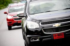 Production of the humble looking muscular 2013 Chevy Trailblazer has begun in Thailand. The beefy mid-sized SUV will begin to roll out from General Motors plant in Rayong. Showcased at the 2011 Dubai Auto Show, the Trailblazer had generated quite a buzz for its simplistic styling combined with raw power and spacious interiors.