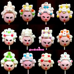 Pint Sized Baker: Marie Antoinette Cake Pops from Goodiebites