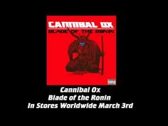 """Jessie Spencer's Music Blog: Cannibal Ox featuring MF Doom - """"Iron Rose"""" (Official Audio)"""