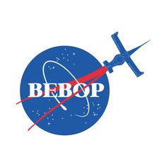 Awesome 'bebop+-+Nasa' design on TeePublic!