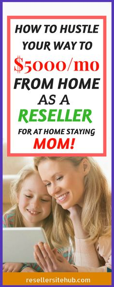 Yes, you can quit your nine to five with reselling business model and work from home, set your own hours be your own boss, with reselling business you don't need tons of knowledge to run it ..check it out now and get started