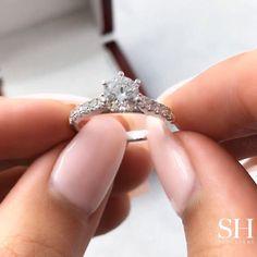Rose Green Gold Yellow Gold Plating /& Silver* Friend Thumb Engagement Women Girl Love Sweetheart Ring *Moissanite with 10k14k18k White