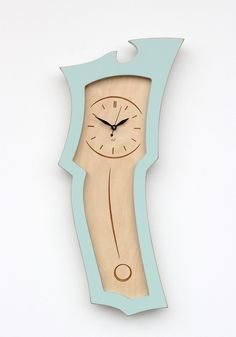Clock No.3 Mini - Small sized pendulum wall clock