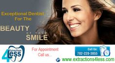 Taking care of your teeth is very important and now a days it has been an activity by us. It's more important to choose a best dentist to fulfill one's needs. People believe Extractions4less is one of the best dentist in Las Vegas. Call: 702-228-3855. Visit: http://www.extractions4less.com