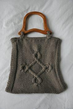 Ravelry: SusanneS-vV's Cable Bag