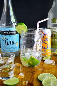 Hi readers, this week I bring you a Skinny Gin and Tonic recipe! What's better than downing a few cocktails after a stressful week? Downing a few cocktails with less calories so you can have MORE to drink! True confession time, I like to drink. I'm an equal opportunity drinker too. Which means I enjoy beer, [...]