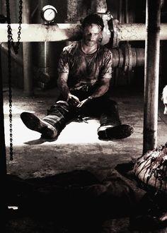 Rick Grimes ~ missing Lori