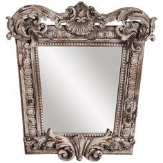 Howard Elliott Norton Aged Stone Mirror 52003