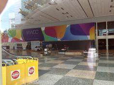 Apple incepe sa pregateasca Moscone Center pentru WWDC 2013 (imagini)