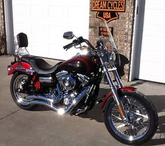 2012 Harley Davidson Super Glide Custom FXDC, $11,500. Marshfield, Missouri #hd4sale #motorcycle