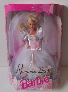 1992 Romantic Bride Barbie