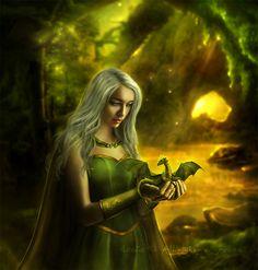 """Dragon Lady"" Dania"
