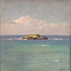 Hannaford_the_island