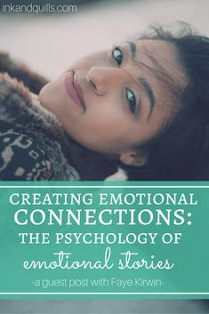 Learn how to use techniques from psychology to create an emotional bond between your readers and characters.