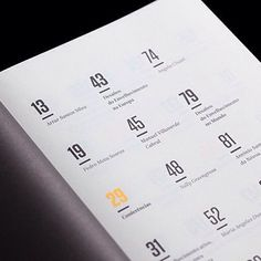 Content pages can look pretty too!  #design #designinspiration