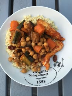 Weight Watchers Light Couscous - Rachel Cuisine - A Weight Watchers Light Couscous Recipe, Gluten Free, I Love It! A complete dish much appreciated b - Couscous Healthy, Couscous Recipes, Healthy Grains, Quinoa, Healthy Meals To Cook, Healthy Snacks, Healthy Recipes, Plats Weight Watchers, Weight Watchers Meals