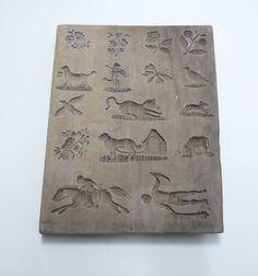 Antike-Hozmodel-Spekulatius-Springerle-Backform-um-1830-AD