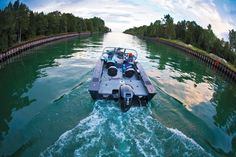 selling fishing boats in America, built with proven quality and backed by the best warranty in the aluminum boats industry. Tracker Boats, Types Of Fish, Fishing Boats, Bass Boat