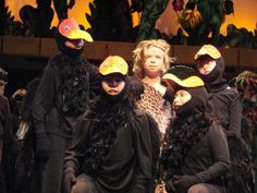 volture costumes | PacRep Theatre's Photo - Share Musical Theatre Photos, Videos, Costume ...