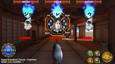 Réviser les différents kanjis de la langue japonaise Serious Game, Japanese Language, Languages, Gaming