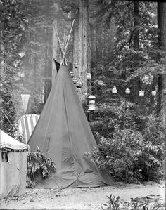 History in Photos: Bohemian Grove